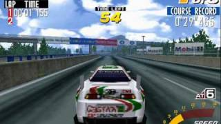 PC版STCC Championshipモード スープラ(AT)