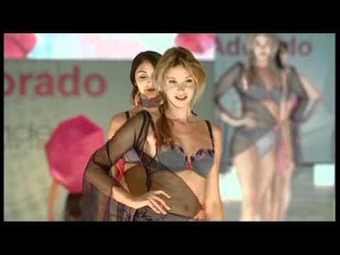 03b44f5e91 Triumph Lingerie Fashion Show - YouTube