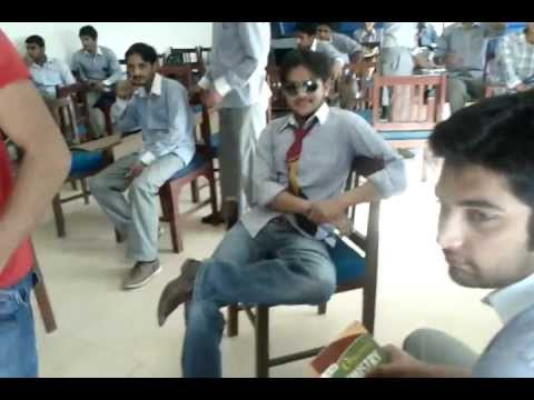 Punjab College Sialkot: Last Funny Day