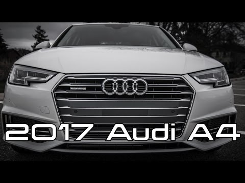 Reviewed 2017 Audi A4: The Value Equation?
