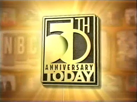 NBC Today Show 50th Anniversary - Part 1