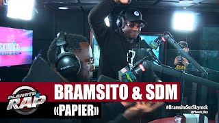 Bramsito Papier ft SDM #PlanèteRap