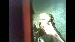 Витя Ак 47 в студии