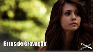 The Vampire Diaries - Erros de Gravação 4ª Temporada (Legendado HD)