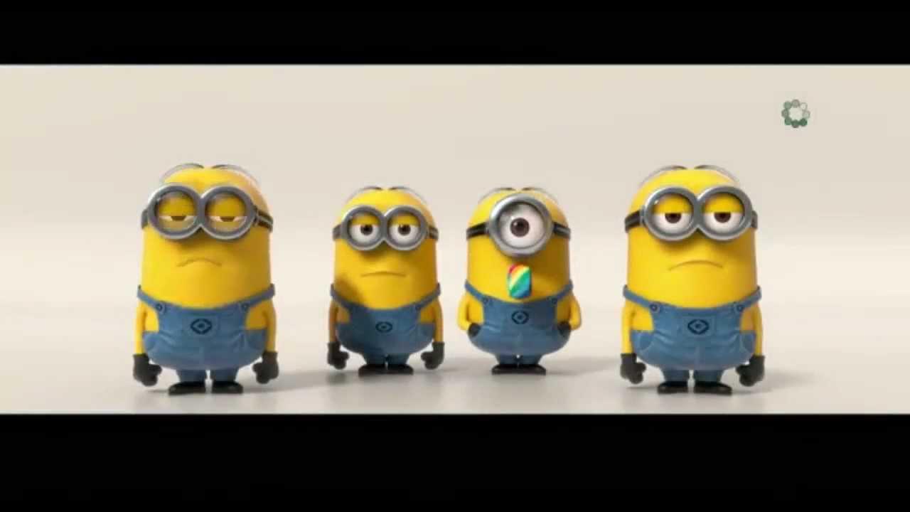 Ich Einfach Unverbesserlich Trailer Minions Singen Youtube