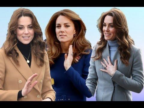 Kate Middleton admite que la maternidad es un desafío constante