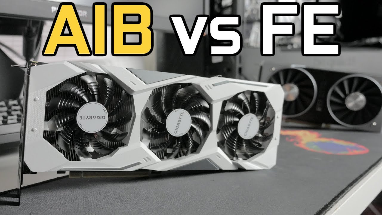 Aftermarket vs Founders Edition - Gigabyte RTX 2070 Review