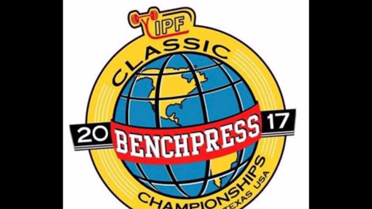 World classic benchpress Championship Killen Texas 2017