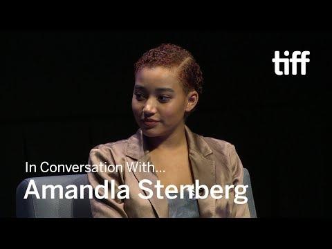 In Conversation With...Amandla Stenberg | TIFF 2018