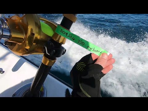 Quick Tip: Labeling Your Rods For Quick Setup While Trolling