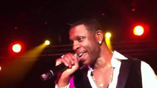 Keith Sweat - Nobody Basel 18/10/2010