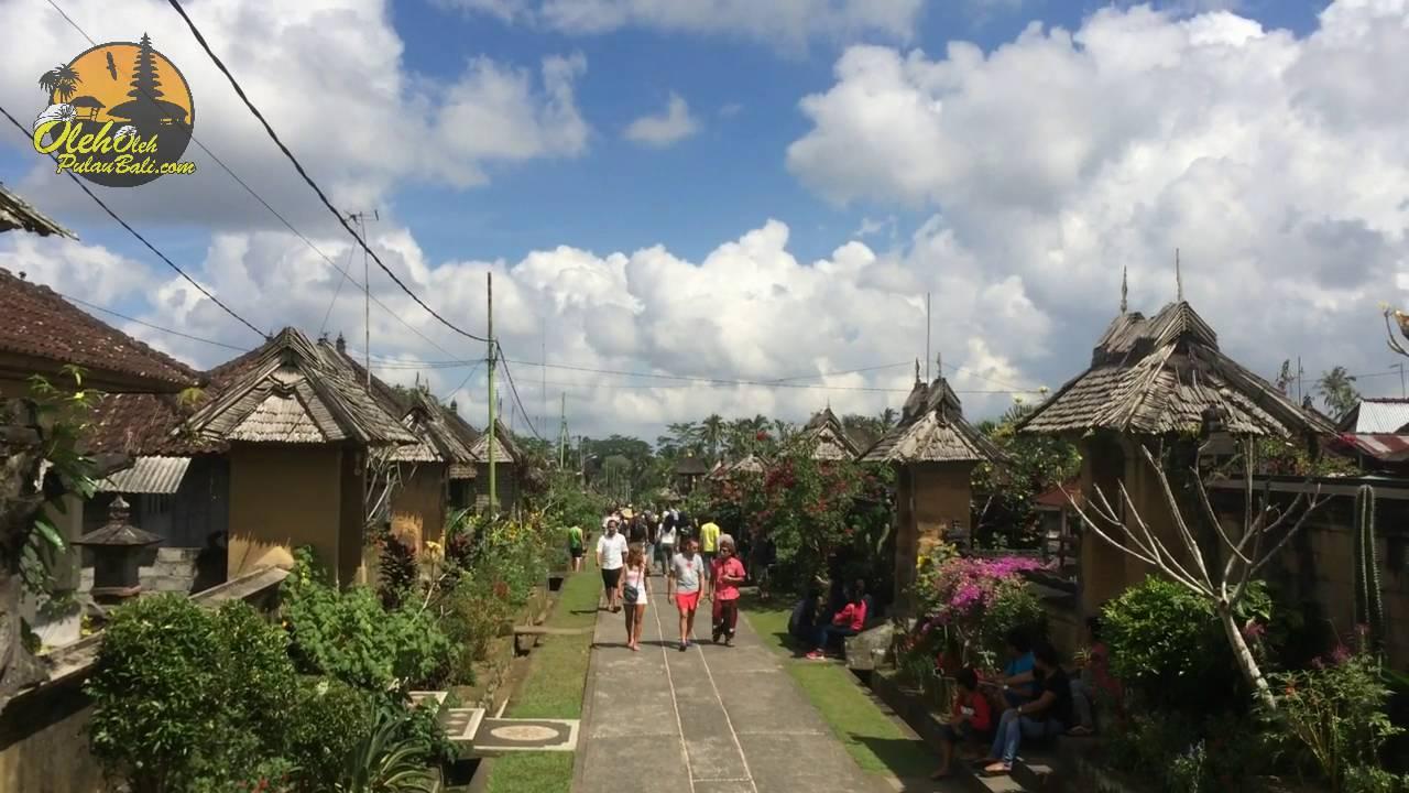 Penglipuran Village And Bamboo Forest Bangli Bali