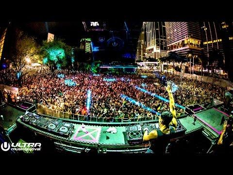 Laidback Luke | Live @ Ultra Music Festival 2017