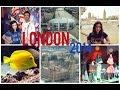 Vlog #7 : London 2014! Madame Tussauds,London Eye, SEA LIFE London Aquarium, ZSL London Zoo, Museum