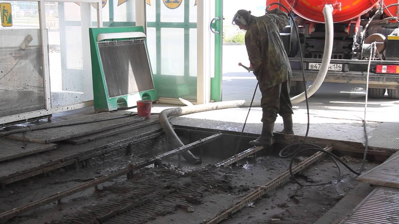 инструкция каналопромывочная машина