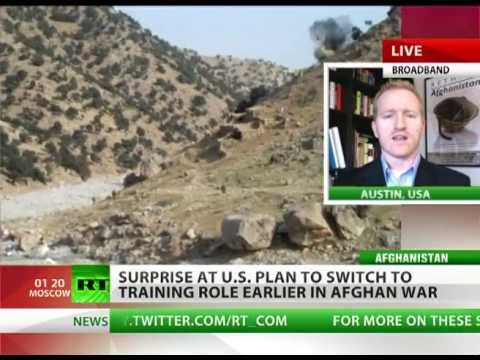 Early Out: 'US Afghan mission waste of lives & resources'