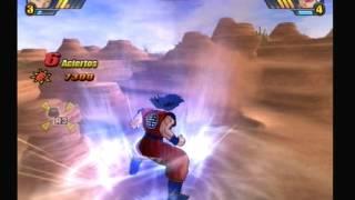 Dragon Ball Z Budokai Tenkaichi 3 - (Saga Saiyan) Goku Vs Vegeta