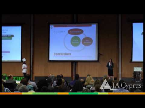Fit Food Company (A' Nicosia Technical School) - 2015 Company of the Year Competition