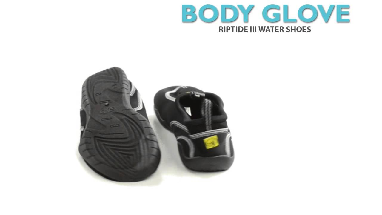 804fb3cbeb012 BODY GLOVE RIPTIDE III WATER SHOES (For Men) - YouTube