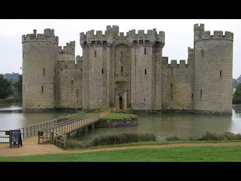 Castles of Medieval Ages   Towering Fortress vs Invaders   Military