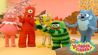 Yo Gabba Gabba ! Brobees Dancey Dance Moves games for kids