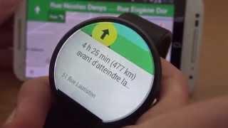 Test de la Motorola Moto 360 : la jolie smartwatch circulaire