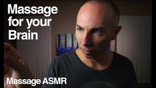 ASMR Binaural Brushing 3 - Massage your Brain - Strong Sounds