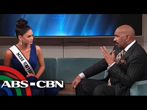 TV Patrol: Pia Wurtzbach kay Steve Harvey: Move on