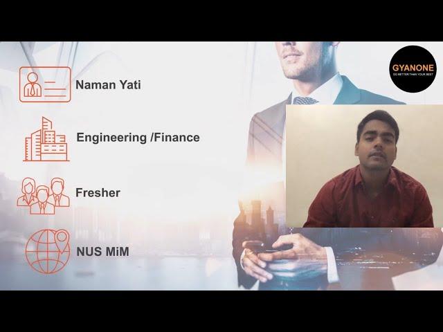 Master in Management | NUS MiM | ESSEC MiM | EDHEC MiM