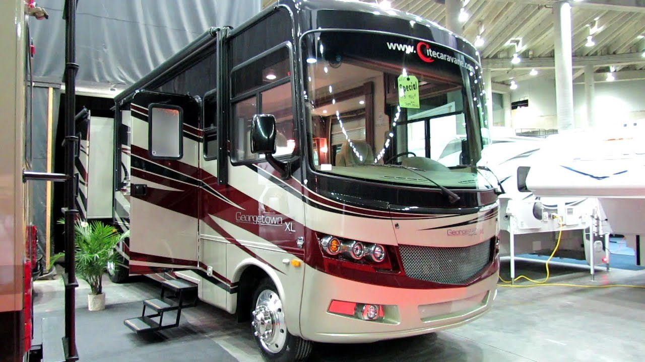 2013 Forest River Georgetown Xl 350 Motor Home