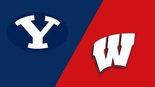Week 3 2018 BYU vs #6 Wisconsin Highlights Sept 15 2018