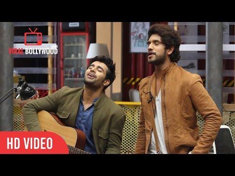 Suyyash Rai | Pearl V Puri | Unplugged Singing | Phir Bhi Naa Maane Badtameez Dil | Star Plus