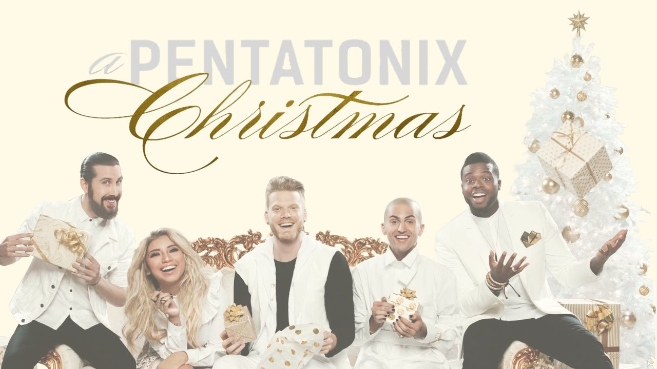 Pentatonix Christmas Youtube.A Pentatonix Christmas Song Teasers Tracklist