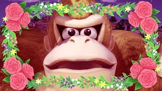 King of the Jungle - An Expanded Donkey Kong Montage (Super Smash Bros. Ultimate)