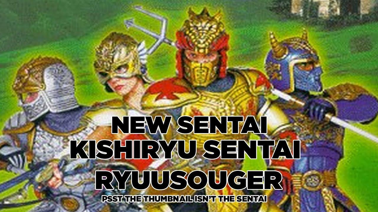 New Sentai Kishiryu Sentai Ryuusouger and Predictions: Inside the Morphin  Grid | Airlim