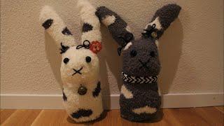 DIY: * Oster Special * Osterhasen aus Socken l Basteln zu Ostern # 13