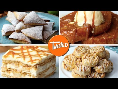 9 Tasty Fall Inspired Desserts    Homemade Apple Pie   Twisted