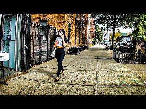 Walking In Brooklyn NYC - Bay Ridge To Bensonhurst - 3 Miles - Along 4th Ave To 86th Street