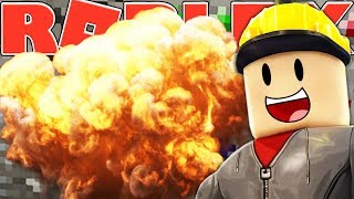 THE BIGGEST EXPLOSION I'VE EVER SEEN!? - ROBLOX MINING TYCOON