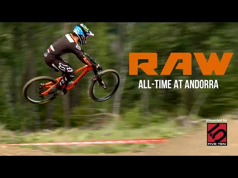 PERFECT DOWNHILL! Vital RAW, Andorra World Cup 2017 Day 1