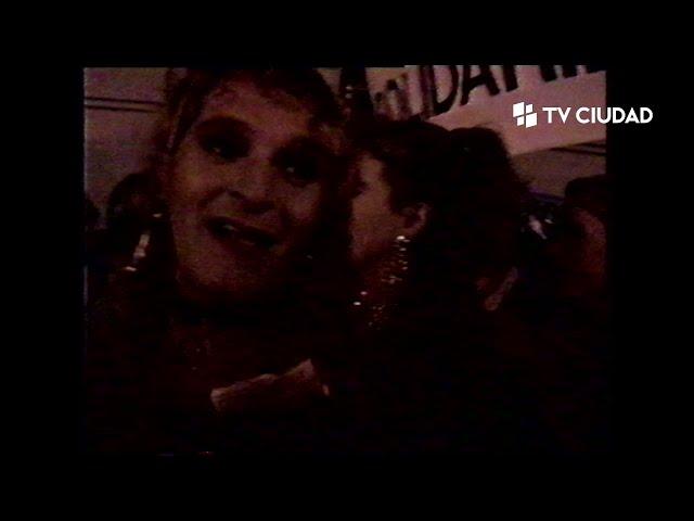 Archivo La Primera Marcha del Orgullo LGTBIQ en Uruguay - Año 1993