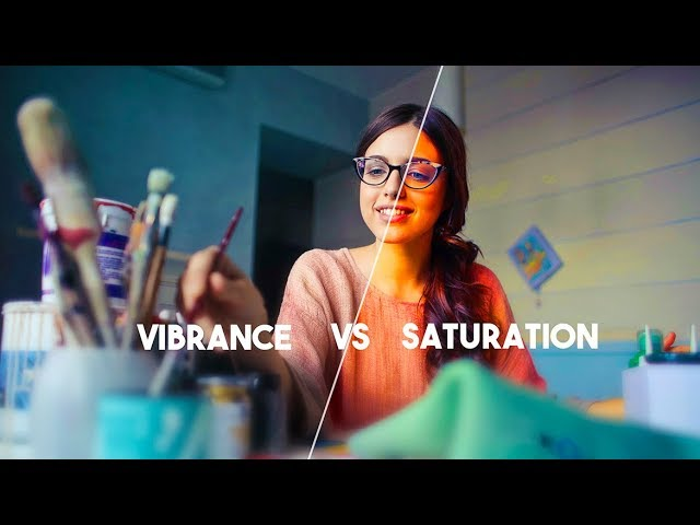 The Difference Between Vibrance and Saturation in Photoshop
