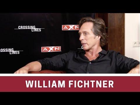 EGO MAGAZINE: interview with William Fichtner (Crossing Lines)