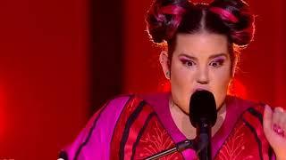 Eurovision 2018 Semi Final Israel TOY Netta ЕВРОВИДЕНИЕ 2018 ПОЛУ ФИНАЛ ИЗРАИЛЬ