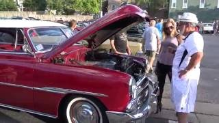 1951 Chevy Deluxe - Downers Grove Car Show