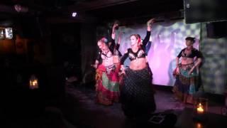 Jamina Ghawazee Tribal- ATS improvizáció