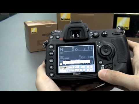 Nikon D300S First Impression Video by DigitalRev