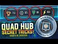 HOW TO GET FREE TOKENS! QUAD HUB HIDDEN SECRETS!? +  FLASHBACK & RISING STAR PLAYERS FOR FREE!