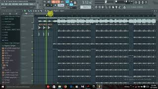 Kemiti bhulibi se abhula dina 2k18 flp project mix by dj pintu