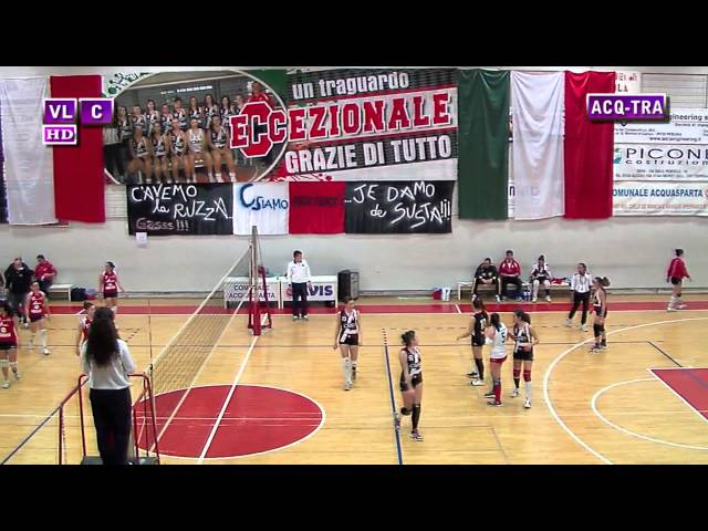 Acquasparta vs Trasimeno - 3° Set